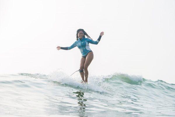 サーフィンには欠かせないウェットスーツ。世界一の着心地とは?| PART2