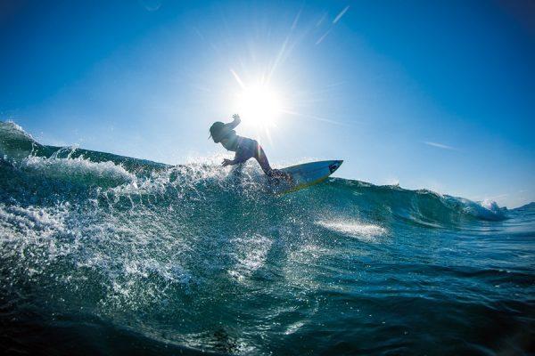 サーフィンには欠かせないウェットスーツ。世界一の着心地とは?  PART3