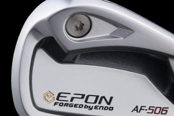 「EPON」の鍛造アイアン 『AF-506』の進化 ベンチマークであり続けるために