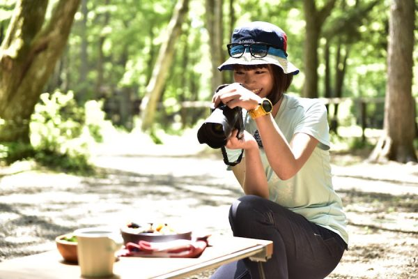 登山YouTuberかほさんが「軽くてお手軽なあのカメラ」を初体験【Nikon Z 50×PEAKS】