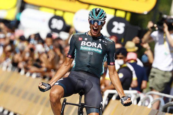 最大13人の逃げから抜け出しポリッツ勝利、総合上位は変わらず ツール・ド・フランス