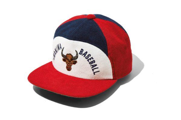 """さりげない""""ファン感""""オトナの野球帽がゴルフにマッチ"""