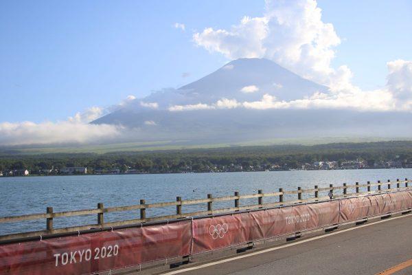 東京五輪、自転車ロードレース男子、フィニッシュは17時過ぎの予定