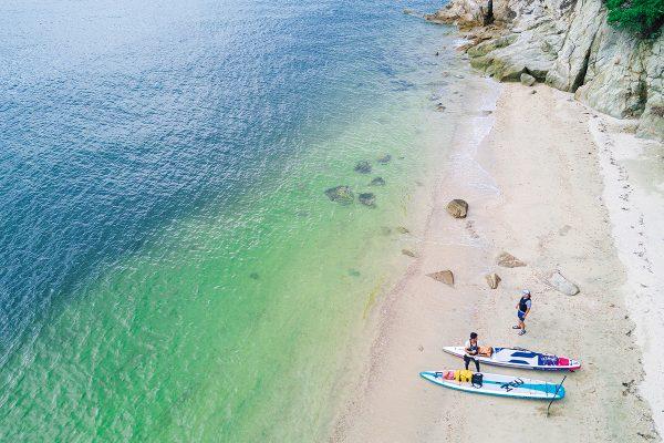 しまなみ海道をSUPで旅する|ホーボージュンの全天候型放浪記
