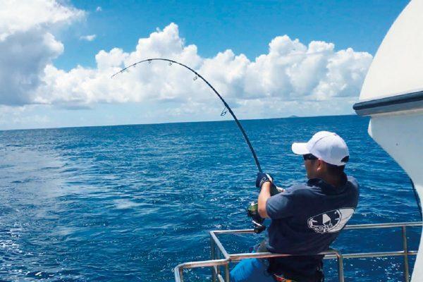釣りのほかリゾートも充実! 宮古島のGT&ジギング【後編】