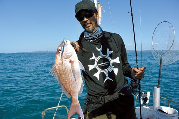 タックルの使い分けがカギとなる! 石川県・能登半島の浅場、深場で多彩な魚種を攻略!【後編】