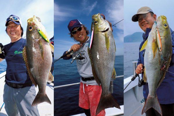 超多彩な魚種が魅力! 豊穣の海、九州・玄界灘をスーパーライトジギングで攻略【前編】