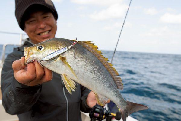 変化に富んだ海域、山口県・萩沖を多彩なテクニックで攻略!【前編】