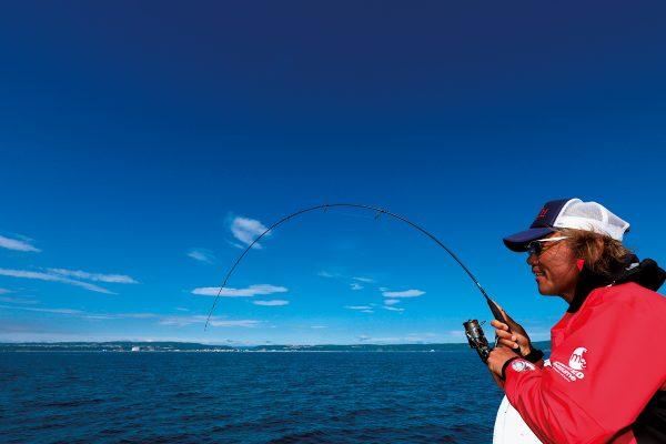 高級魚アオゾイ連発! オホーツク海はまさに根魚天国だ!【後編】
