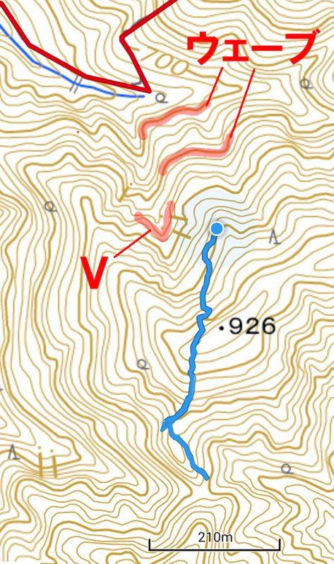 【実録】地図を読めない初心者が、スマホアプリだけで無事下山できるのか? 地図4