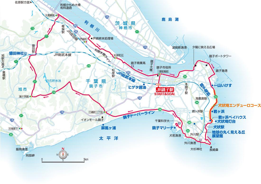 銚子MAP