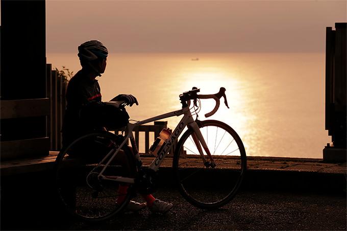 駿河湾は夕日の眺望スポットがたくさん
