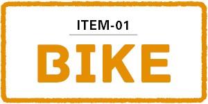 Item01:BIKE