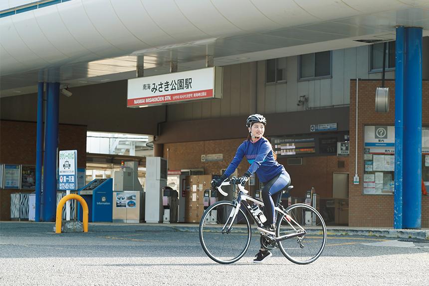 みさき公園駅