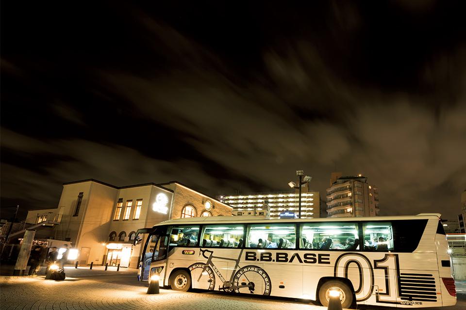 両国駅、深夜11時イメージ