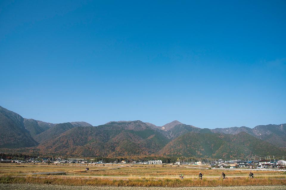 和歌山県の中央部(紀中)