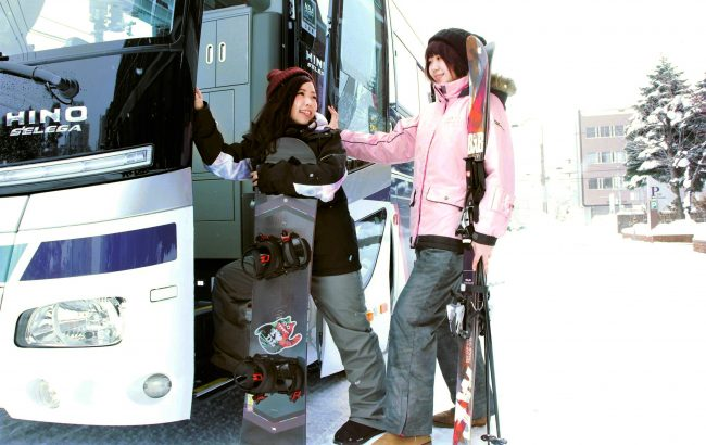 【OMO7 旭川】スキー場直行バス2
