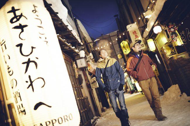 【OMO7 旭川】街歩き
