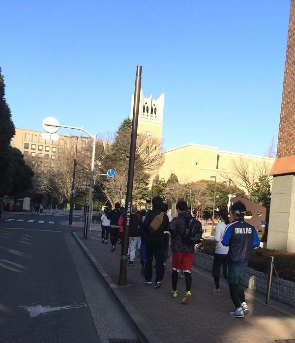 早稲田大学前